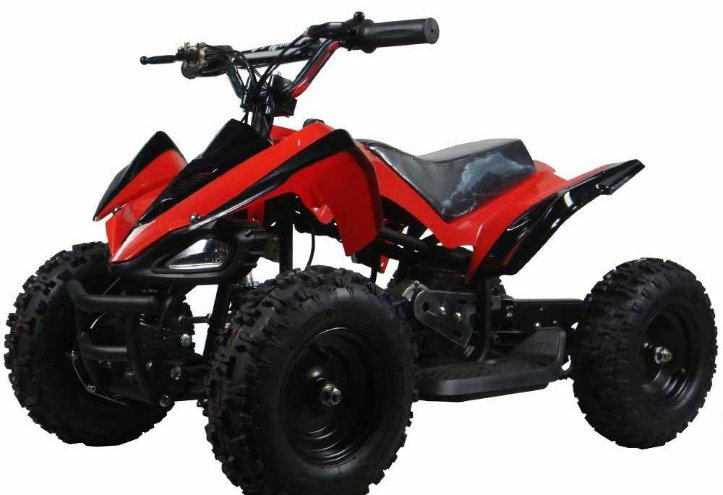 best electric atv
