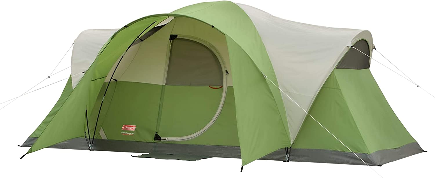 8 person tent for family camping