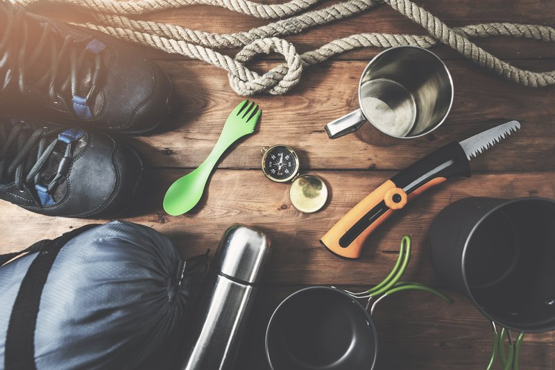 camping with quality camping gear and supplies