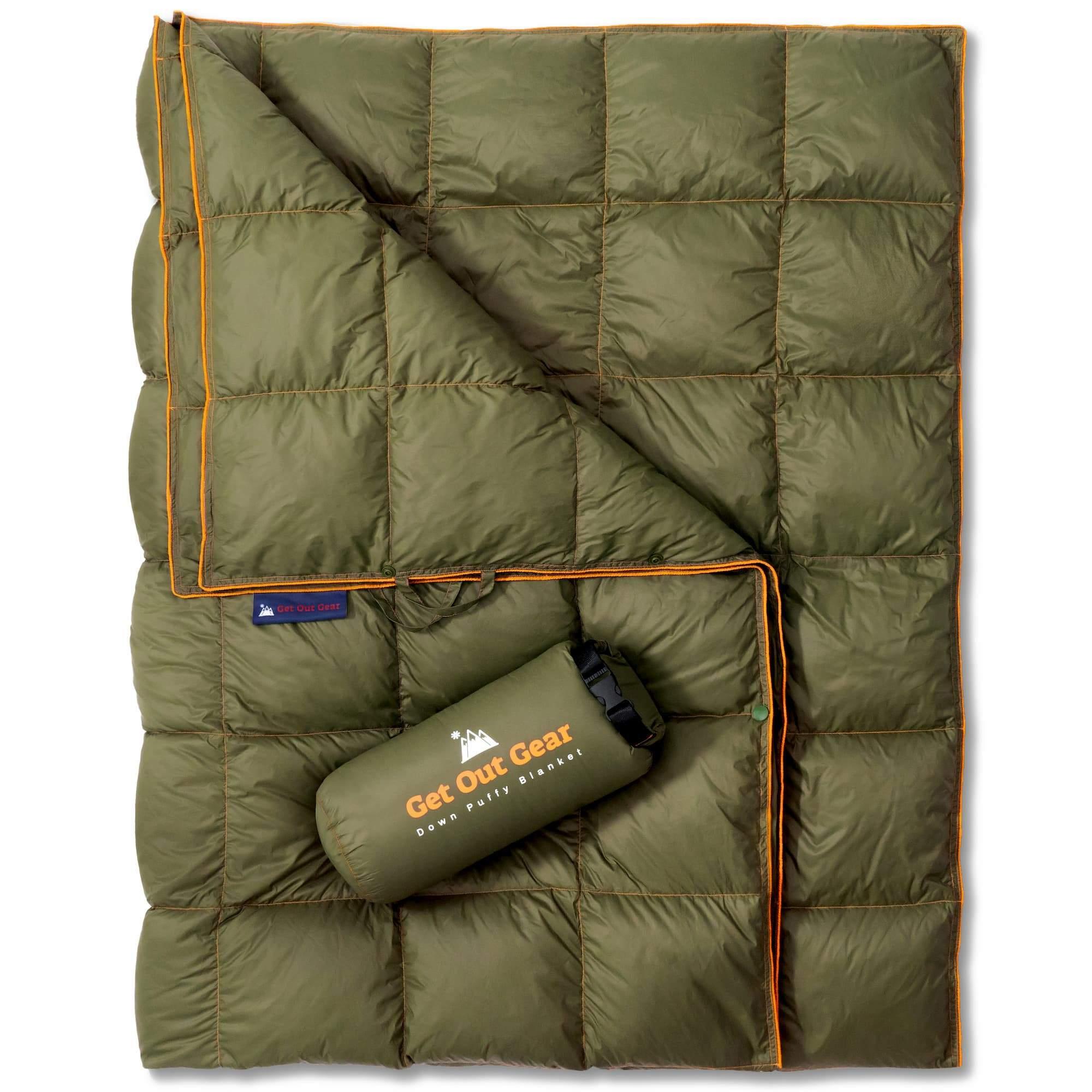 water resistant camping blanket