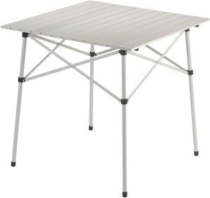 small outdoor foling table for rv camping
