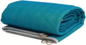 sand free camping mat for outdoor beach camping