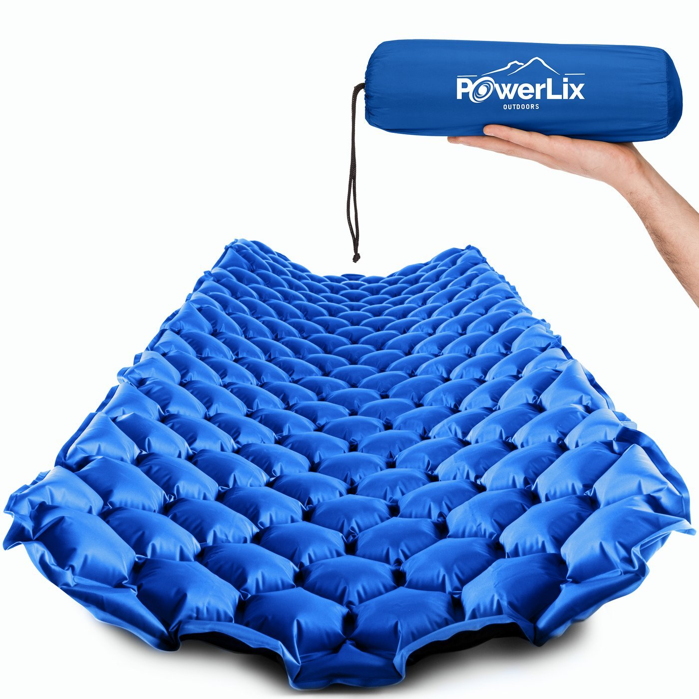 inflatable sleeping pad for outdoor camping