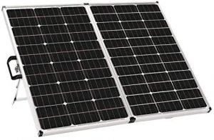 portable solar panel kit for rv camping