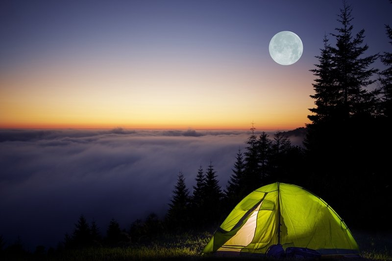 tent camping essentials for outdoor tent camping