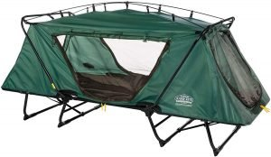 tent cot for outdoor tent camping