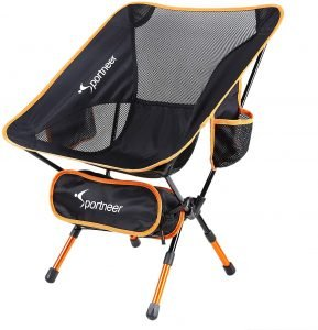 ultralight portable folding chair for camping on the beach