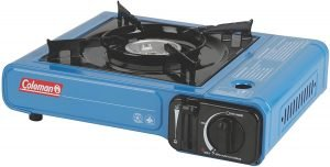 the coleman butane stove is one of the best portable camping stoves available