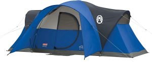 the coleman montana tent is one of the best tents for camping