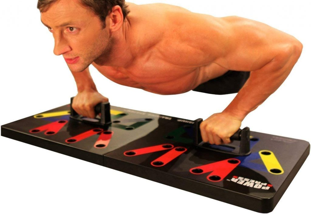 push up power press boards allow the user different positions of push ups