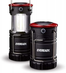 the eveready 360 camping lantern provides superior illumination to many of the best camping lanterns