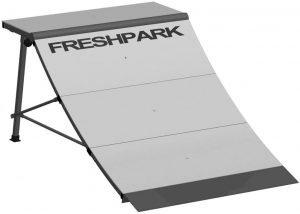 freshpark skateboard ramp for sale