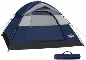 the pacific pass camping tent is one of the best tents for camping