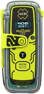 the ACR resQlink is a personal locator beacon with GPS built in, making it one of the best sos distress signal devices on the market