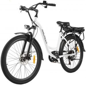 the ancheer electric city bike is an excellent ebike