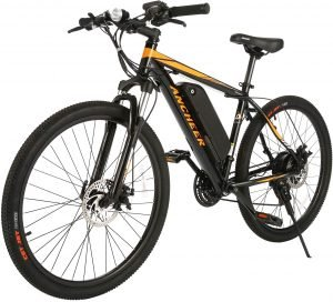the ancheer 350w ebike makes an excellent electric bicycle