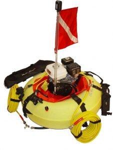 AirLine's R260-4 Hookah Dive System is an excellent hookah dive system