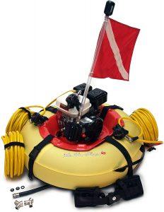 AirLine's R360XL Hookah Dive System is an excellent hookah dive system