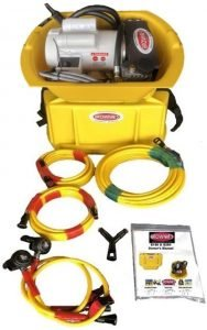 Brownie's Third Lung E250X Commercial Hookah Diving System is an excellent hookah dive system