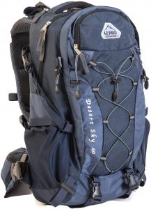the desert sky pack is an excellent choice for a backpacking pack or hiking backpack