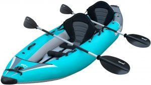 the driftsun rover is one of the most popular and best inflatable kayaks available on the market