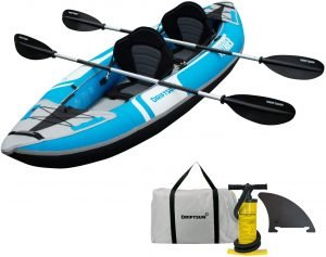 the driftsun voyager 2 is one of the most popular and best inflatable kayaks available on the market