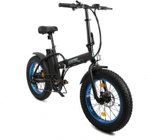 this ecotric electric folding bike is one of the best electric bikes for sale on the market