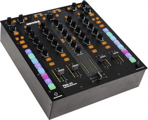 the gemeni 4 channel mixer is one of the best dj mixing boards available on the market