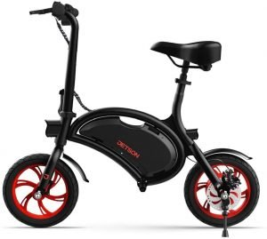 the jetson folding ebike is a compact electric bike for commuting