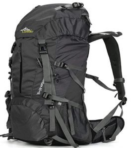 the loowoko hiking pack is an excellent choice for a backpacking pack or hiking backpack