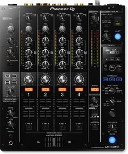 the pioneer 750mk2 mixer is one of the best dj mixing boards available on the market