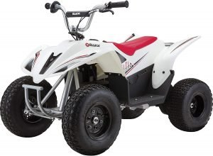 The Razor Dirt Quad 500 - 36V Electric 4-Wheeler ATV for Teens and Adults Up to 220 lbs