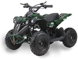 The SYX MOTO 800W 36V Bruiser Kids Mini ATV