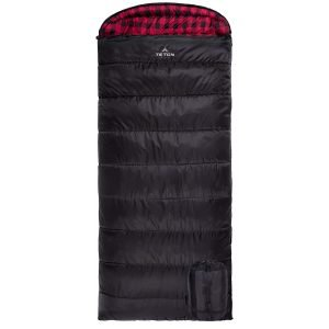 the teton sports xxl sleeping bag is one of the bst sleeping bags for camping