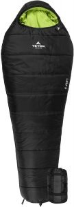 the teton sports lightweight mummy sleeping bag is one of the bst sleeping bags for camping