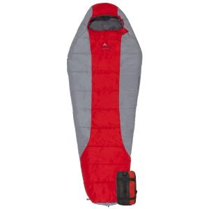 the teton sports tracker lightweight sleeping bag is one of the bst sleeping bags for camping