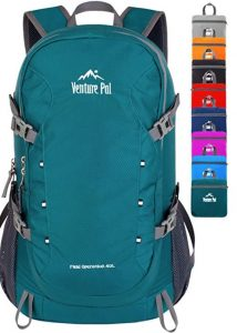 the venture pal lightweight pack is an excellent choice for a backpacking pack or hiking backpack