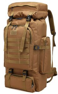 the wintming 70l camping pack is an excellent choice for a backpacking pack or hiking backpack