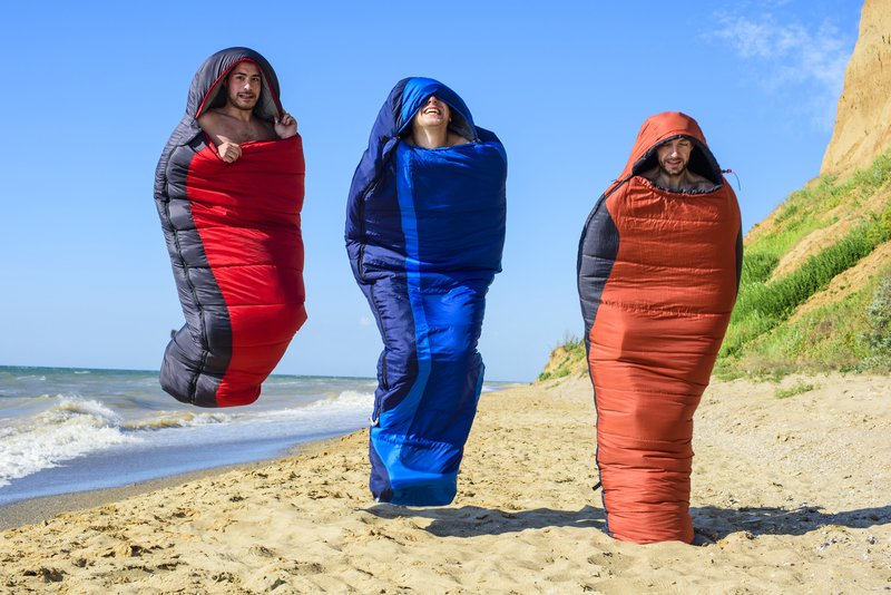 a curated list of the best sleeping bags