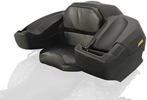 the black boar atv rear storage box is one of the best and most popular atv rear storage options available
