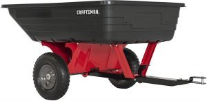 the craftsman atv cart is one of the most popular atv utility carts available