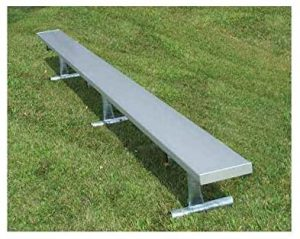 the gared 15' portable bleachers are some of the best portable bleachers available