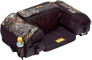 the kolpin mossy oak atv rear storage box is one of the best and most popular atv rear storage options available