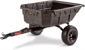 the ohio steel atv cart is one of the most popular atv utility carts available