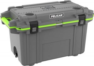 the pelican 70 quart portable cooler is one of the best portable ice chests available