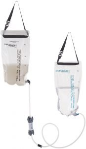 the platypus portable water filter is one of the best portable water filters available