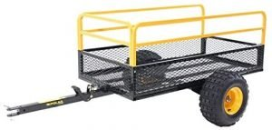 the polar trailer atv cart is one of the most popular atv utility carts available