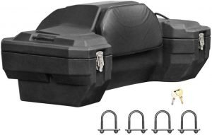 the rage powersports rear atv cargo box is one of the best and most popular atv rear storage options available