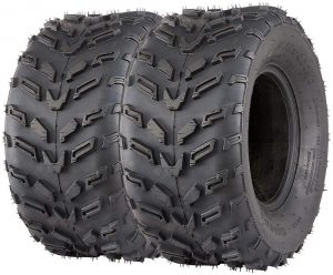 the set of 4 wheeler tires are some of the best atv tires available