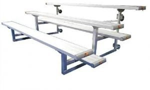 the smart group portable bleachers are some of the best portable bleachers available